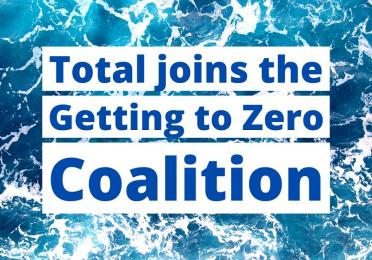 Total joins the Getting To Zero Coalition