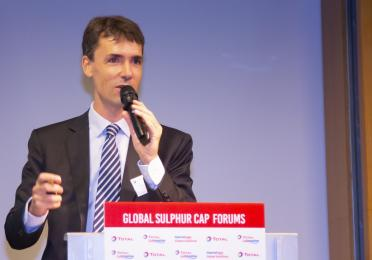 Global Sulfur Cap Roadshow at Singapore - Jerome Leprince-Ringuet
