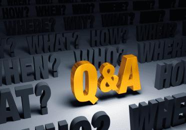 Golden Q&A
