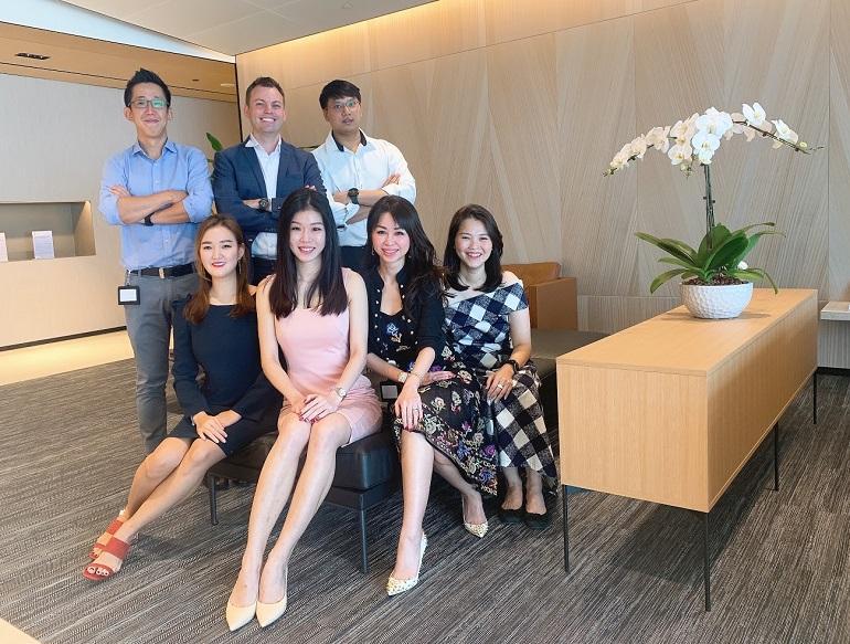 Total Marine Fuels Global Solutions - Singapore Desk