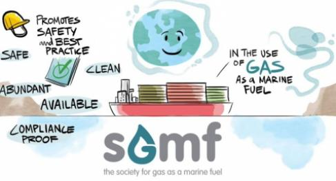 Society for Gas as a Marine Fuel