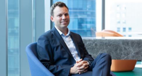 Jesper Rosenkrans, Global Sales and Business Development Director of Total Marine Fuels Global Solutions